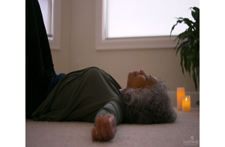 Stress Management: Progressive Muscle Relaxation