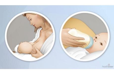 Caring for Your Newborn: Feeding