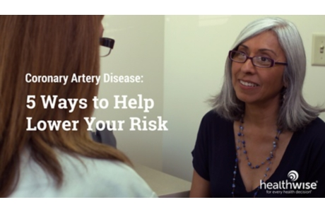 Preventing Coronary Artery Disease