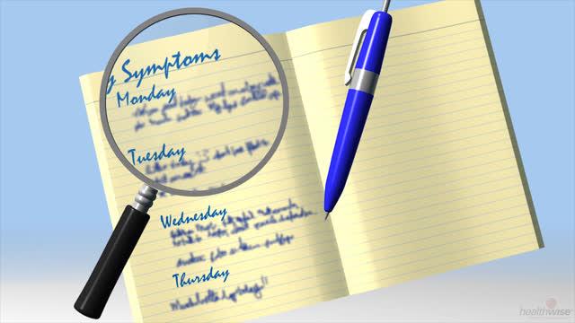 Heart Failure: Track Your Symptoms