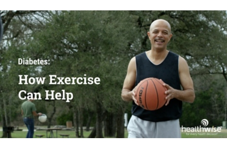 Diabetes: How Exercise Can Help