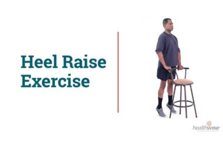 How to Do Heel Raises