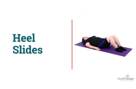How to Do Heel Slides