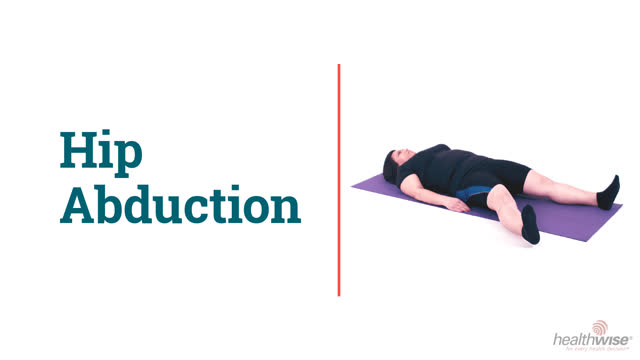 How to Do the Hip Abduction Exercise