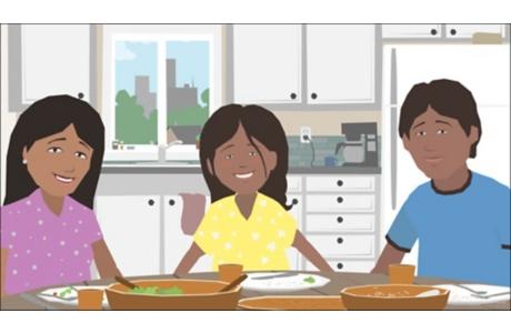 Diabetes in Children: 5 Ways to Help Your Child Eat Healthy Meals