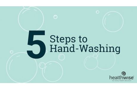 COVID-19: 5 Steps to Washing Your Hands