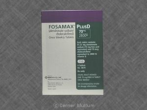 Image of Fosamax Plus D