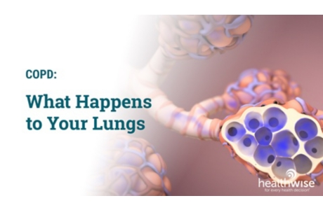 COPD: What Happens to Your Lungs