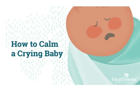 How to Calm a Crying Baby