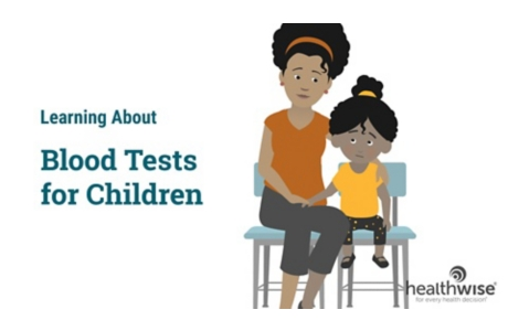 Learning About Blood Tests for Children