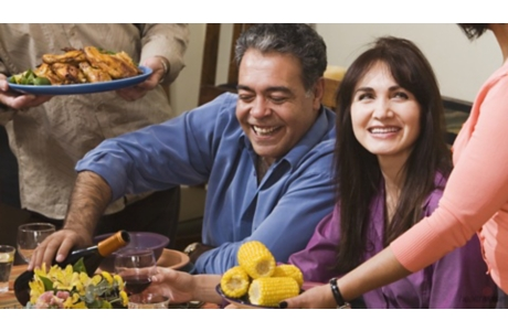 Healthy Eating: Resisting Temptation in Social Situations