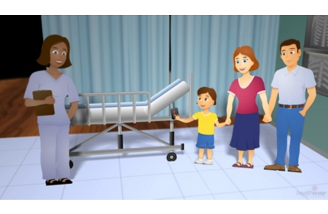 Preparing Your Child for a Hospital Stay