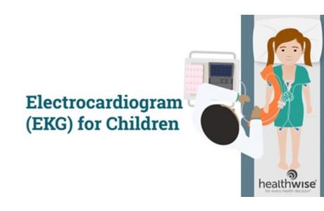Electrocardiogram (EKG) for Children