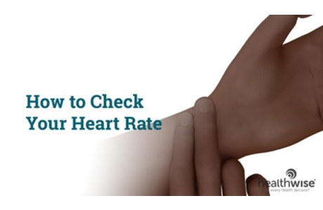 How to Check Your Heart Rate