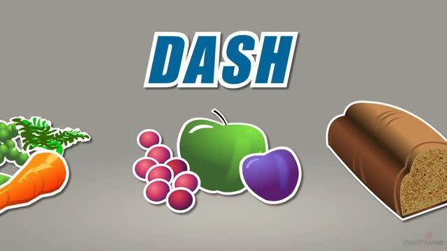 High Blood Pressure: The DASH Diet