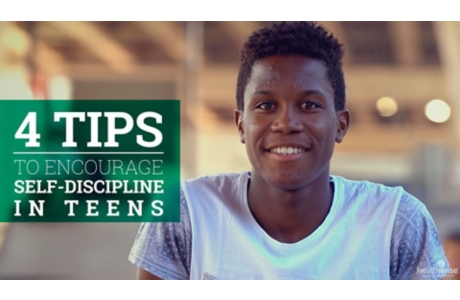 4 Tips to Encourage Self-Discipline in Teens