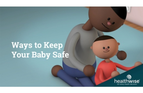 Ways to Keep Your Baby Safe