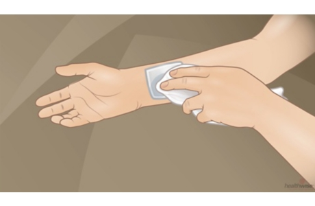 Care for a Skin Wound