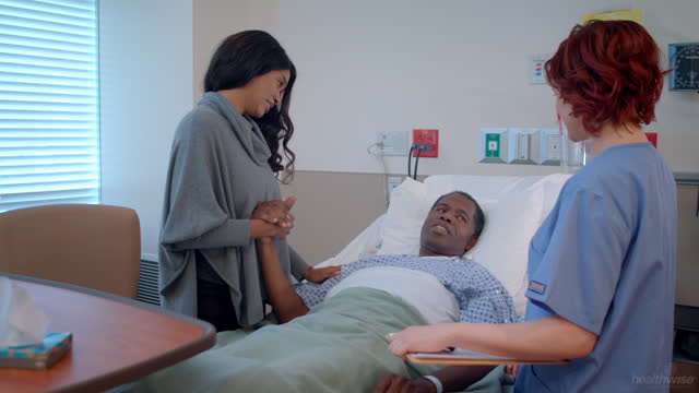 Managing Pain While You're in the Hospital