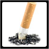 Picture of a cigarette butt