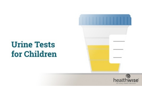 Urine Tests for Children