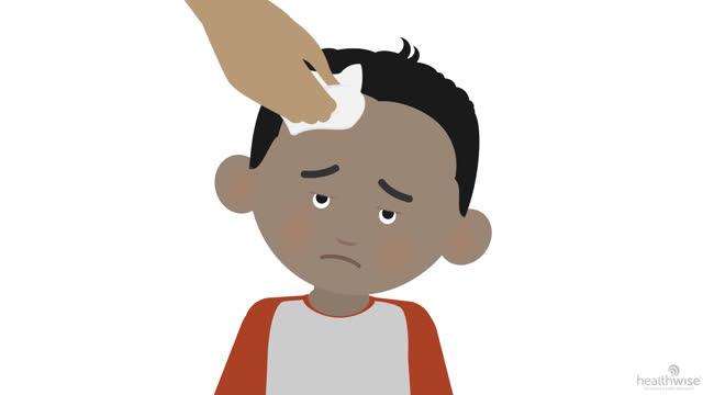 Here's Help: Mild Head Injury (Bump, Cut, or Scrape) in Children