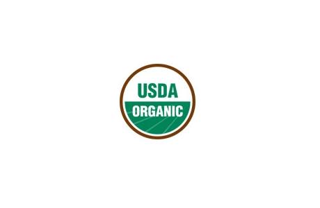 USDA organic food seal
