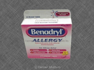 Image of Benadryl Ultratab